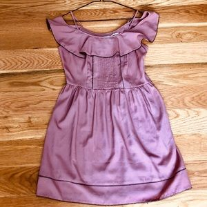 Fun and flirty pink party dress by Kimchi Blue